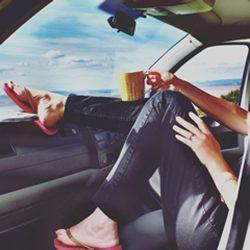 Luxury VW Campervan Coffee