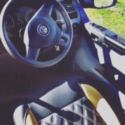 Camper Van Steering Wheel