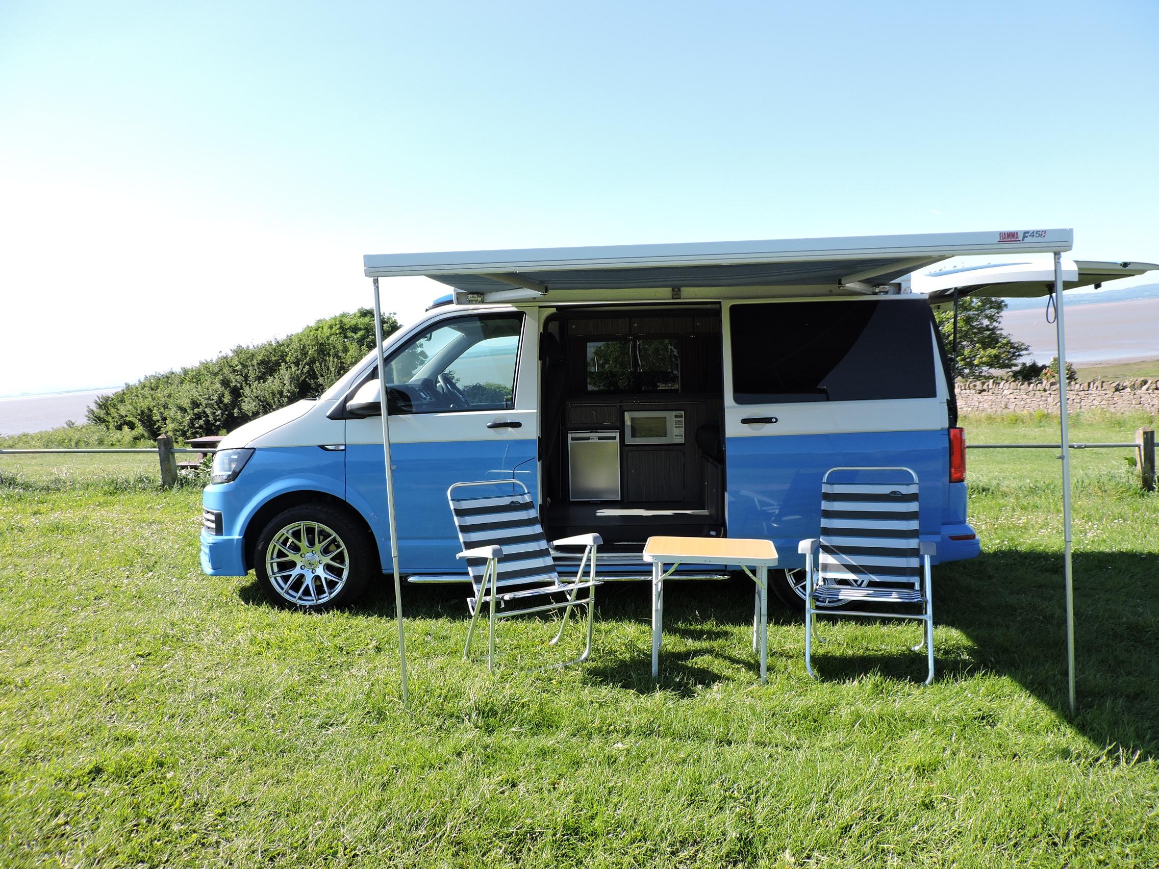 campervan rentals south west