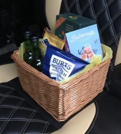 West Country gourmet hamper