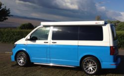 Bluebell VW campervan brand new conversion